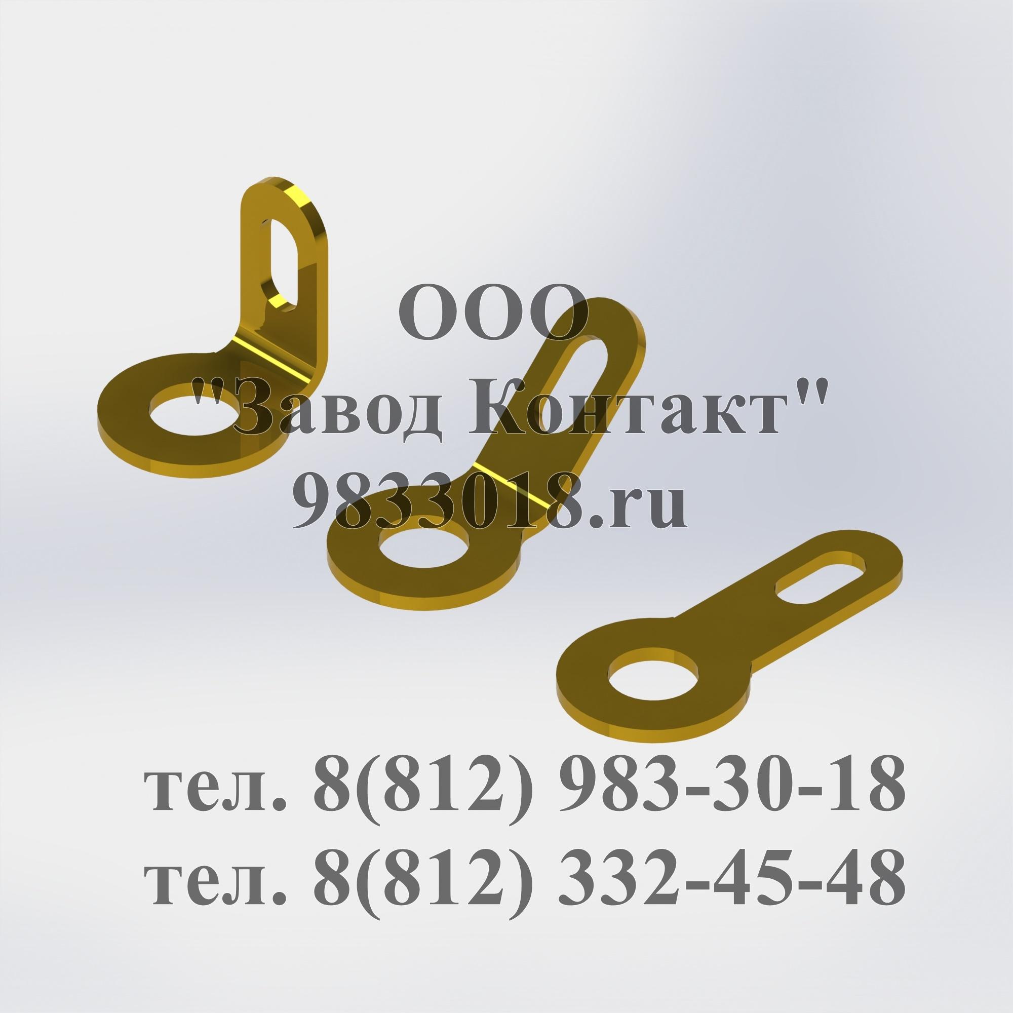 Лепестки ГОСТ 22376-77