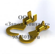 Наконечники ГОСТ 22002.11-76