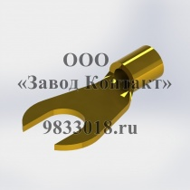 Наконечники ГОСТ 22002.3-76
