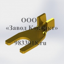 Наконечники ГОСТ 22002.8-76