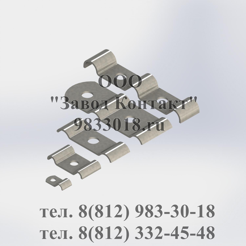 Прижимы ГОСТ 17020-78