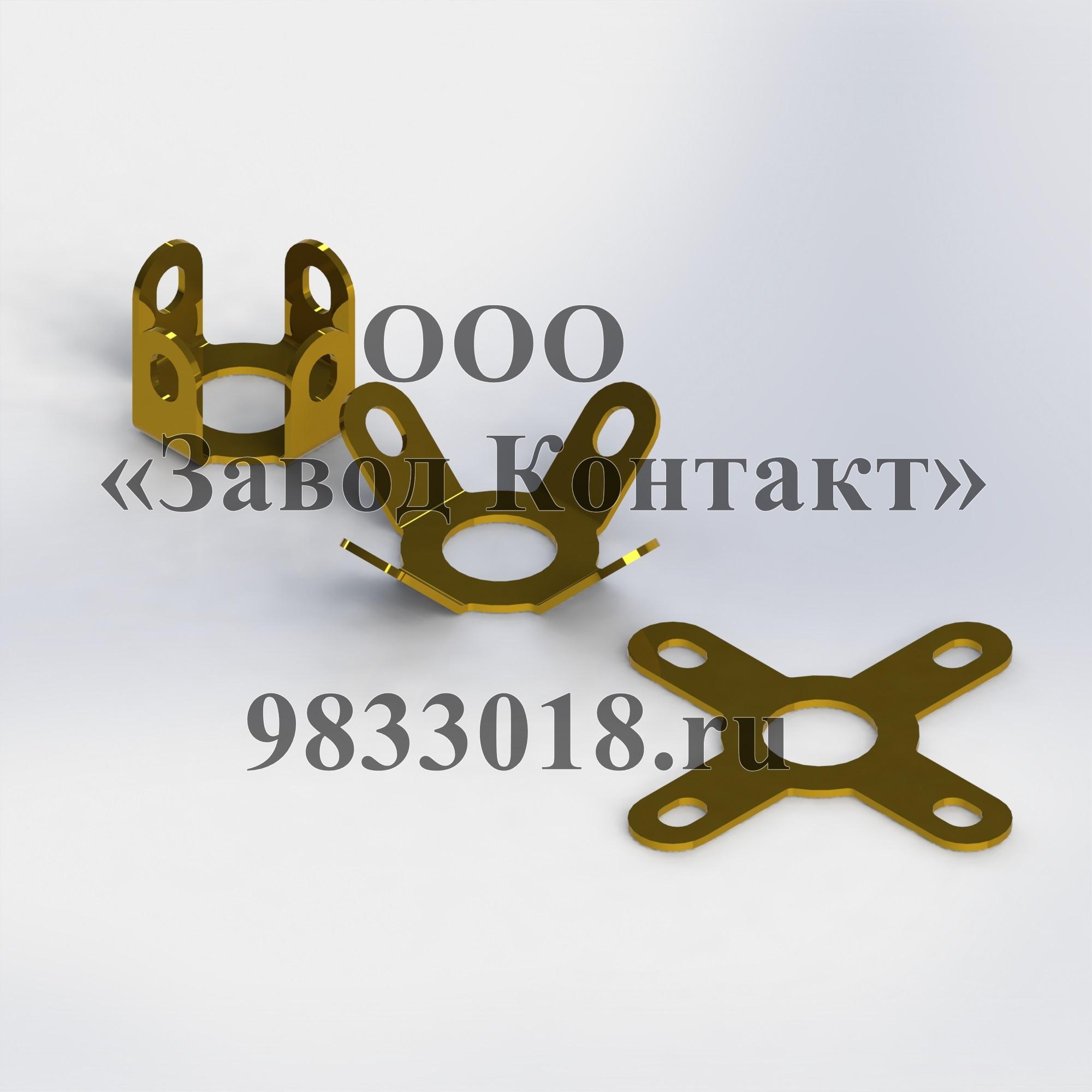 Лепестки ГОСТ 23921-79